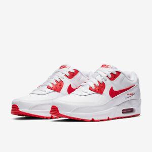 Nike Air Max 90 LTR (GS) White Running Shoes CD6864 106