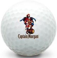 3 Dozen Titleist Pro V1x Mint / Aaaaa Captain Morgan Logo) Used Golf Balls