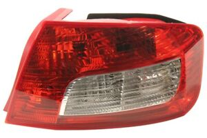 PEUGEOT 407 BERLINA 08 > REAR RIGHT RH OFF SIDE TAIL LIGHT LAMP 6351HP GENUINE