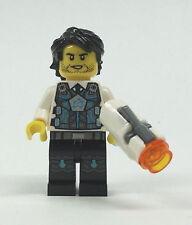 LEGO Ultra Agents - Agent Jack Fury - Figur Minifig Agenten 70161 70164