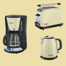 Wasskocher 23211-70 Russell Hobbs Set Luna Moonlight Grey Toaster 23221-56