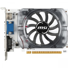 MSI Video NVIDIA GeForce GTX 730 4GB DDR3 PCI Express 2.0 Graphics Card