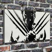 The wolverine Paintings HD Print on Canvas Home Decor Wall Art Pictures posters