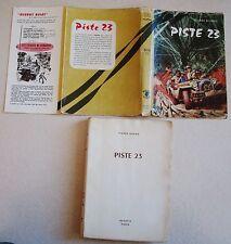 Piste 23 P HUARD & P JOUBERT Alsatia Coll Signe de Piste 1959