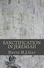 USED (LN) Sanctification in Jeremiah (Brachus Sanctification Series) by David H.