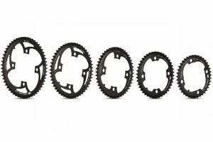 Gates Carbon Drive CDX, 4-Arm, 104mm, 39-42-46-50-55 Zähne, Riemenscheibe vorn