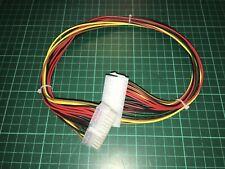 Câble Adaptateur ATX 24pin Vers Sega Lindbergh 50cm Borne Arcade JVS