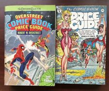 Book Lot Overstreet Comic Book Price Guide #8 & 22nd Edition