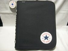 Fab Star Point All Star Converse Chuck Taylor 15 3 Ring Deluxe Zipper Binder