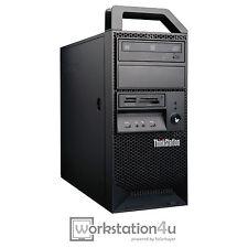 Lenovo ThinkStation E30 PC Intel E3-1245 3,3GHz 8GB RAM Quadro 400 500GB HDD W10