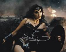 Gal Gadot In-Person AUTHENTIC Autographed Photo COA Wonder Woman SHA #26132