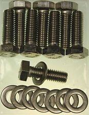 Mk2 Escort Front Seat Base Bolt & Washers RS2000 Mexico