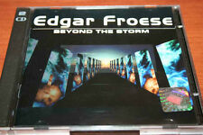 EDGAR FROESE Beyond the storm !!! 2CD VIRGIN REC REMESTER