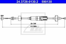 ATE CABLE D'EMBRAYAGE POUR VW GOLF III 1.4,1.6,VENTO 1.6,GOLF III VARIANT 1.6