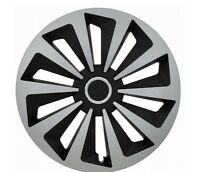 """SET OF 4 15"""" UNIVERSAL WHEEL TRIMS COVER,RIMS,HUB,CAPS TO FIT BMW +GIFT #H"""