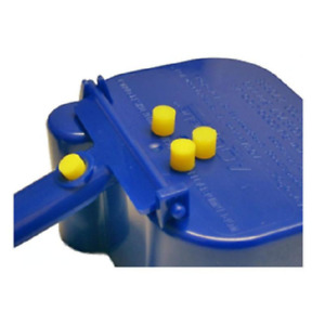 AutoPot AquaValve Silikon, gelb 10Stk