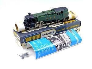 Wrenn Railways W2220 2-6-4 Tank Locomotive GWR Green Mint Boxed Condition
