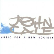 JOHN CALE - MUSIC FOR A NEW SOCIETY  CD NEUF