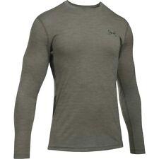 Under Armour Mens Fish Hunter Long Sleeve Fishing Shirt Green 1301881 Nwt $40 Xl