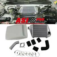 Top Mount Intercooler Kit For 02-05 Toyota Hilux 1KZ-TE 3.0L Diesel 4cyl Engines