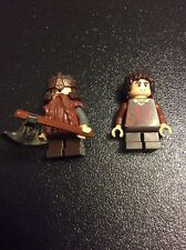 LEGO The Lord of The Rings 79006 Council of Elrond Gimli Minifigure w/ Axe Frodo