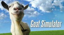 Goat Simulator PC Steam Code Key NEW Download Game Fast Region Free