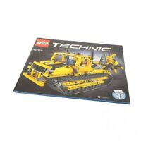 1x Lego Technic Bauanleitung Heft 1 Model Construction Grabenbagger 42028