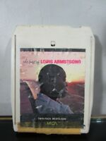 LOUIS ARMSTRONG BEST OF 8 TRACK TAPE~