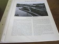 Hambourg Archive 13 mondiale 15050 inauguration des nouveaux Lombard pont 1953