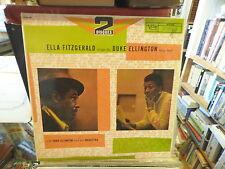 Ella Fitzgerald sings the Duke Ellington song book - verve 2615 032
