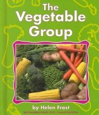 The Vegetable Group The Food Guide Pyramid