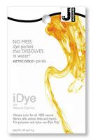 Jacquard iDye Fabric Dye Natural Fibres  14g  - Aztec Gold