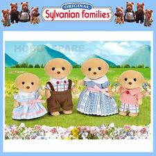 NEW SYLVANIAN FAMILIES YELLOW LABRADOR FAMILY  DOLL FIGURE SET 5182 NEW RELEASE