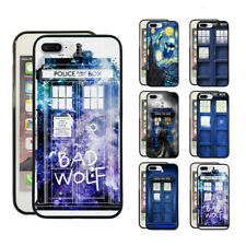 Doctor Who Tardis Police Box Phone Case Cover fit for iPhone & Samsung