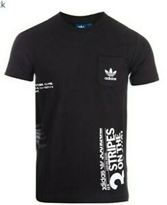 Adidas Originals Off Placement T-Shirt