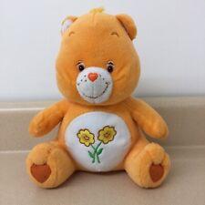 "Care Bear ""Friend"" 9� Orange Plush Nanco 2003 Stuffed Animal Euc Ar38"