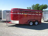 NEW CORN PRO 16' ALL STOCK / HORSE TRAILER *ON SALE NOW @ DR TRAILER SALES