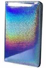 Holographic Glitter Silver Server Book for Waitress Book Server Wallet Waiter Bo