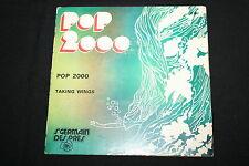 """POP 2000   SP 45T 7""""   POP 2000 / TAKING WINGS"""