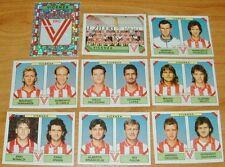 PANINI FOOTBALL CALCIATORI  1993-1994 VICENZA SERIE B COMPLET CALCIO ITALIA