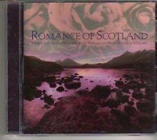 (CR818) Romance of Scotland, 20 tracks - 2000 CD