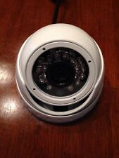 New In Box 1000Tvl 720P 1.3Mp 24Ir Dome Cctv Camera White Protective Security