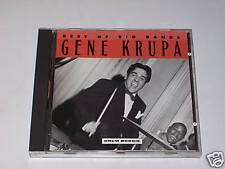 CD - GENE KRUPA - BEST OF BIG BAND - Columbia