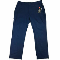 NEW Under Armour Match Play Vented Golf Pants Mens 1259430-408 $85 30/32 38/30