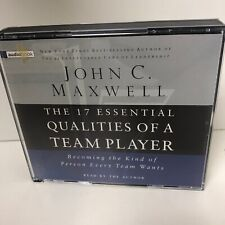 John C. Maxwell - The 17 Essential Qualities of A Team Player Audio CD