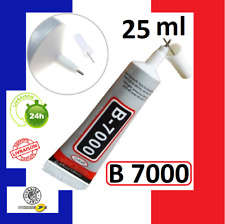 25ml Colle adhésif Glue B-7000 pour écran LCD tablette vitre châssis smartphone