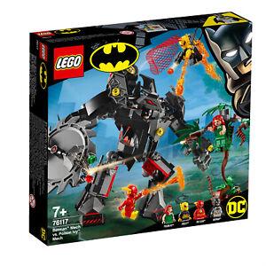 LEGO DC UNIVERSE Super Heroes 76117 Batman™ Mech vs. Poison Ivy™ Mech