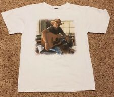 JASON ALDEAN WHITE MED MY KINDA PARTY CONCERT T SHIRT