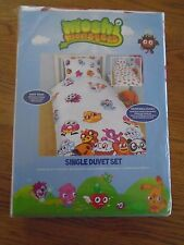 BNWT Moshi Monsters Duvet and pillow set for single bed