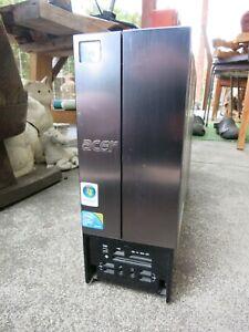 Acer desktop computer Windows 10 ~ 1TB core 2 duo E7400 ~ 4gb